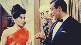 James Bond,Film,Sean Connery, eunis gayson