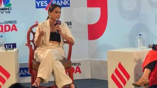 Swara Bhaskar at Express Adda