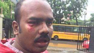 Kochi Uber, Uber Protest In Kochi, Uber Taxi Drivers in Kerala, Uber Taxi protest In Kerala,