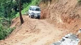 road in munnar dispute land