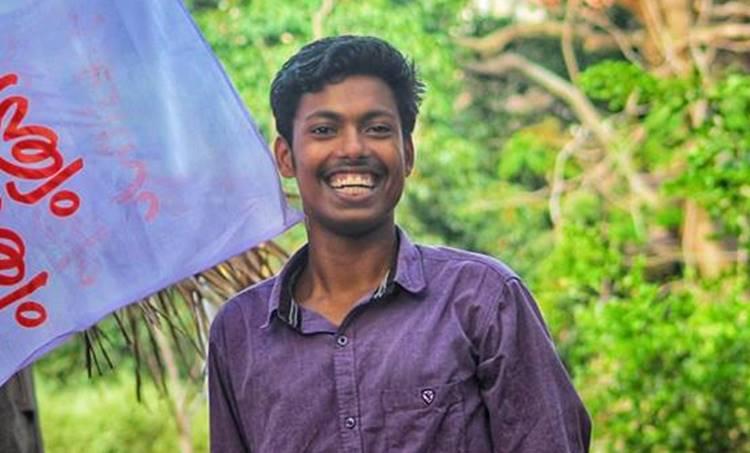 Sfi activist murdered, sfi activist murdered in maharajas college campus,