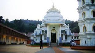 Mangueshi Temple Goa. (Source: Wikipedia Commons)