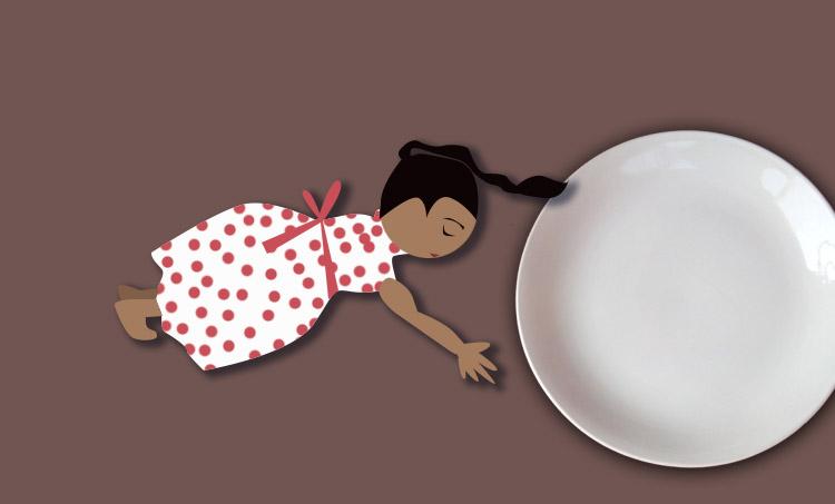 delhi starvation death