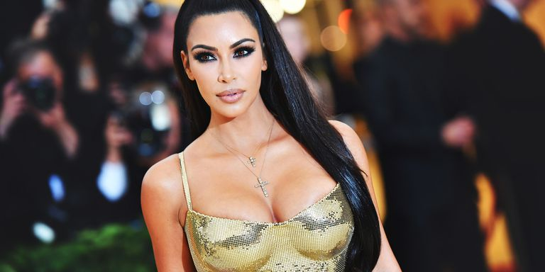 Kim Kardashian reveals she was nude when President Trump