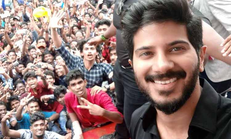 After Kottarakkara incident, Dulquer Salmaan requests fans to be careful