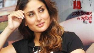 Kareena Kapoor on R K Studio Sale