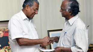 Kerala Rains Sreekumaran Thampi donates one lakh from J C Daniel Award Cash prize to CM relief fund