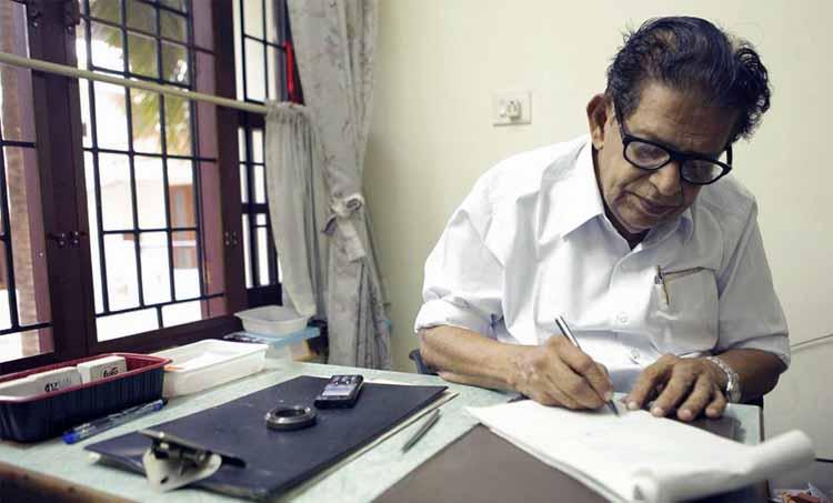 Poet Chemmanam Chacko Passes Away