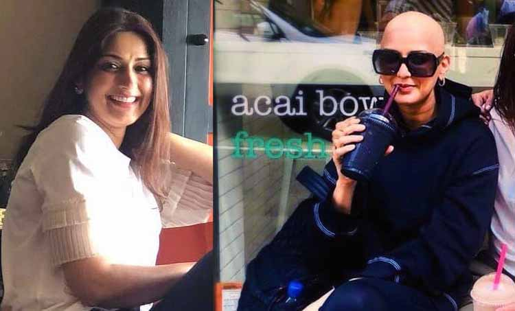Happy Friendship Day 2018: Sonali Bendre says Bald is Beautiful