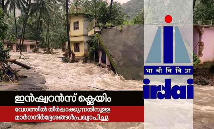 irda,kerala ,flood