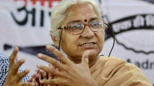 medha padkar, മേധാ പട്കർ,Medha Padkar Modi,മേധാ പട്കർ മോദി, Modi Birth Day, മോദി ജന്മദിനം,Narmada Dam, ie malayalam,