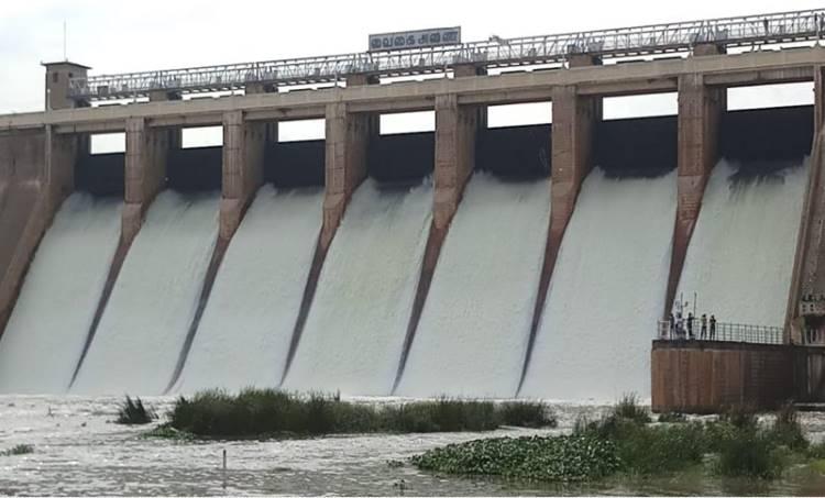 Kerala Floods Idukki reservoir Vaiga Dam
