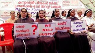 Kerala Nun Protest