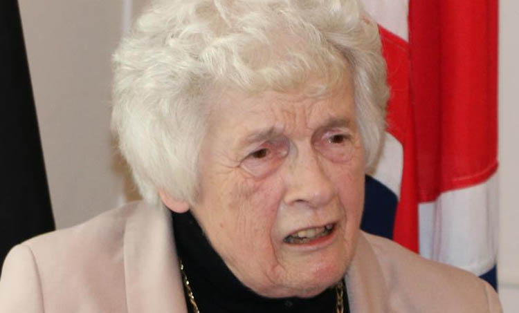 anthea bell,passed away