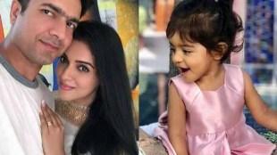 Asin Rahul Sharma Daughter Arin First Birthday