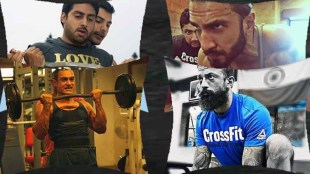 Bollywood Celebrity Trainer Shivoham Shivfit reveals fitness workout diet tips