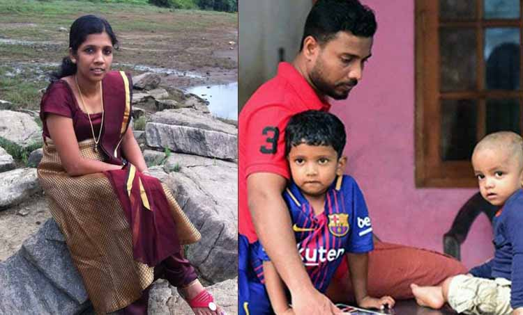 Kerala Nipah Nurse Lini Puthussery letter family husband son