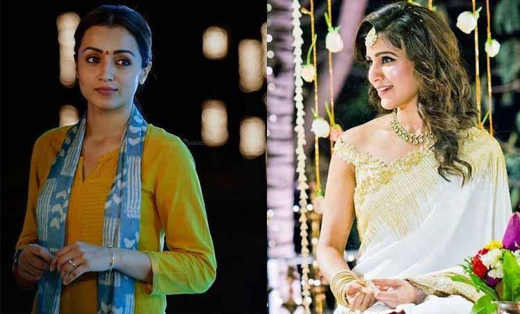 Trisha Vijay Sethupathi 96 should not made remade in Telugu, says Samantha Akkineni