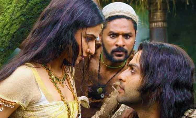 Vidya Balan remembers shooting dance sequence for Malayalam Film Urumi Santosh Sivan, Prithviraj Sukumaran, Prabhideva