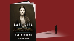 nadia murad , the last girl, smitha meenakshy