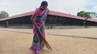 Mahatma Swachh Bharat: 'I have work to do… I keep the temple clean, I keep my house clean'