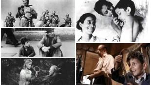BBC Culture 100 Greatest Foreign Language Films The Seven Samurai Pather Panchali