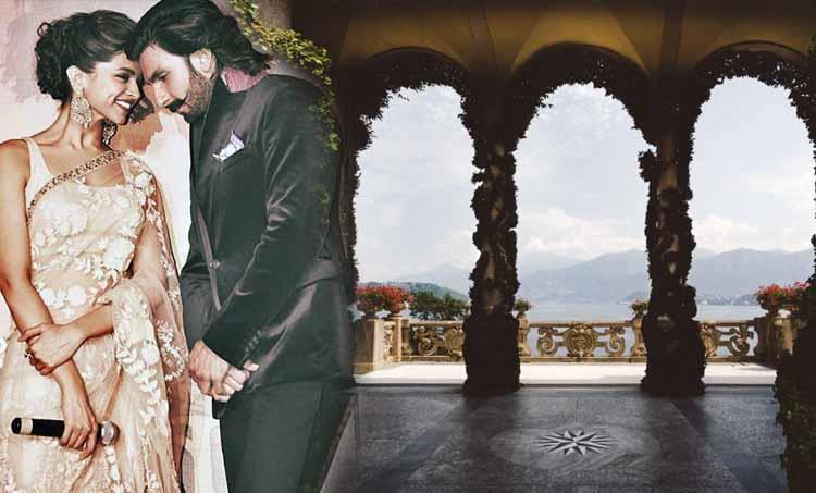 Deepika Padukone Ranveer Singh Wedding Date Venue Photos Italy Milan villa del balbianello