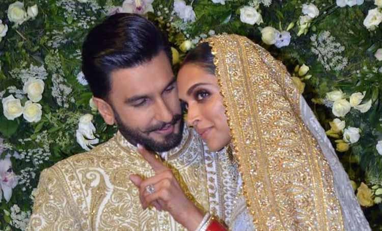 Deepika Ranveer Wedding Reception Pictures