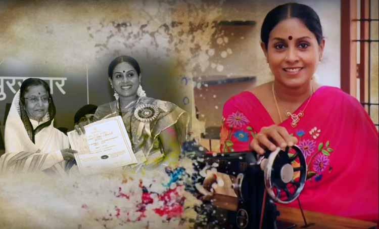 National Award Winning Actress to a passionate Fashion Designer, The Incredible Journey of Saranya Ponvannan
