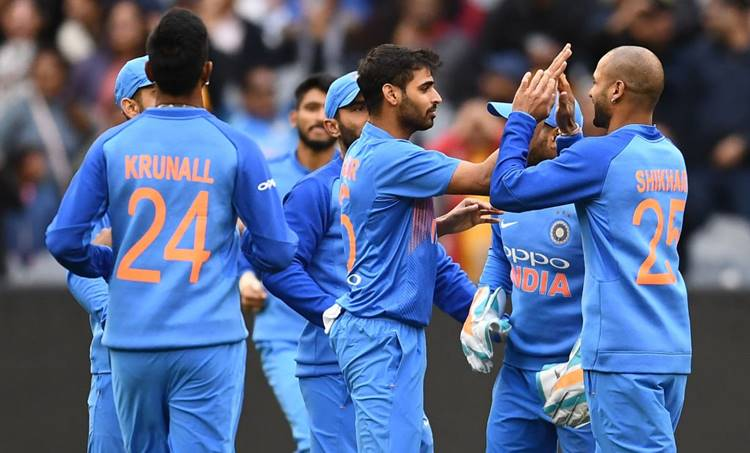 India vs New Zealand T20, India vs New Zealand 2019