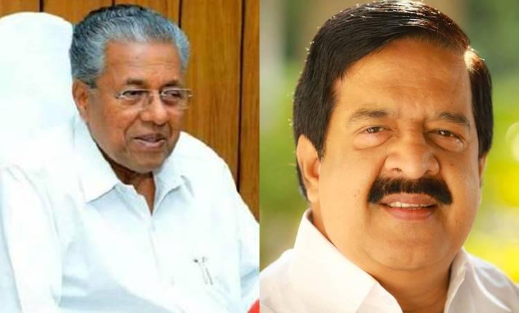 Ramesh Chennithala,രമേശ് ചെന്നിത്തല, Pinarayi Vijayan,പിണറായി വിജയന്, Pinarayi Chennithala, CPM, Congress, ie malayalam,