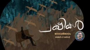 ajay p mangattu, novel,malayalam writer