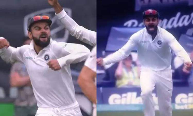 India vs Australia,Virat Kohli, Adelaide test, Ishant Sharma, Aaron Finch, cricket news, ie malayalam, ഇന്ത്യ ഓസ്ട്രേലിയ ടെസ്റ്റ്, കോഹ്ലി, ഫിഞ്ച്, ക്രിക്കറ്റ്, ഐഇ മലയാളം