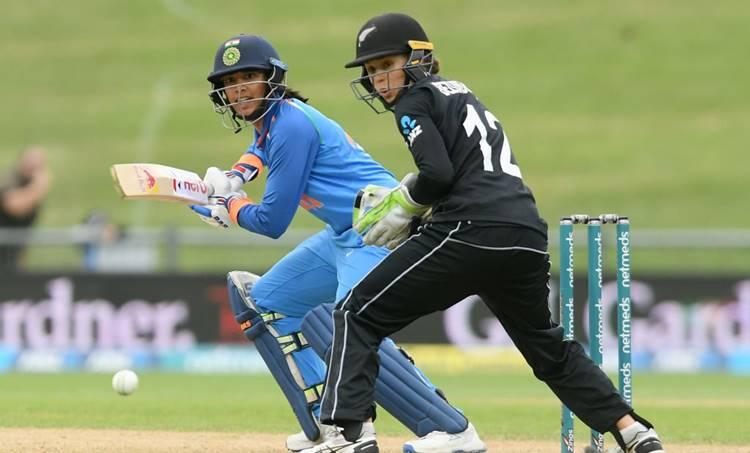 smriti mandhana, india vs new zealand, ind vs nz, ind vs nz womens, womens cricket, cricket news, sports news, indian express