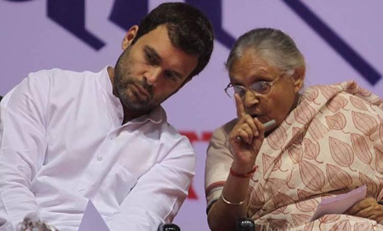Sheila Dikshit, Sheila Dikshit delhi congress chief, Sheila Dikshit delhi congress, Sheila Dikshit delhi congress chief, Sheila Dikshit congress, Sheila Dikshit career, Sheila Dikshit delhi lok sabha elections