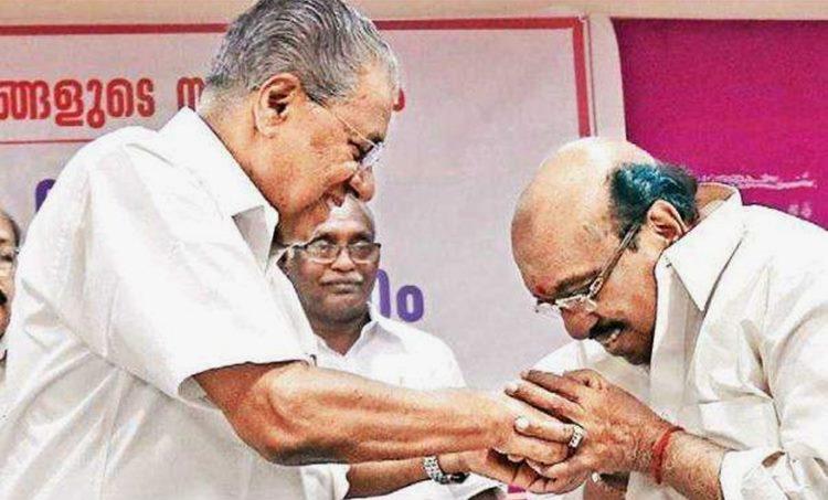 Vellappalli and Pinarayi , Sabarimala, SNDP