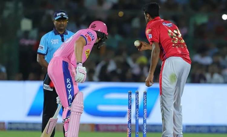 R Ashwin Cricketer, IPL 2019,