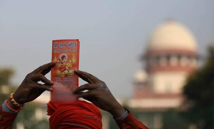 Ayodhya Land Dispute, അയോധ്യ തര്ക്കം, Babri masjid, ബാബരി മസ്ജിദ്, Supreme Court, സുപ്രിംകോടതി, case, കേസ്, hearing, report, റിപ്പോര്ട്ട്, urgent hearing, അടിയന്തര വാദം കേൾക്കൽ , Ie malayalam, ഐഇ മലയാളം