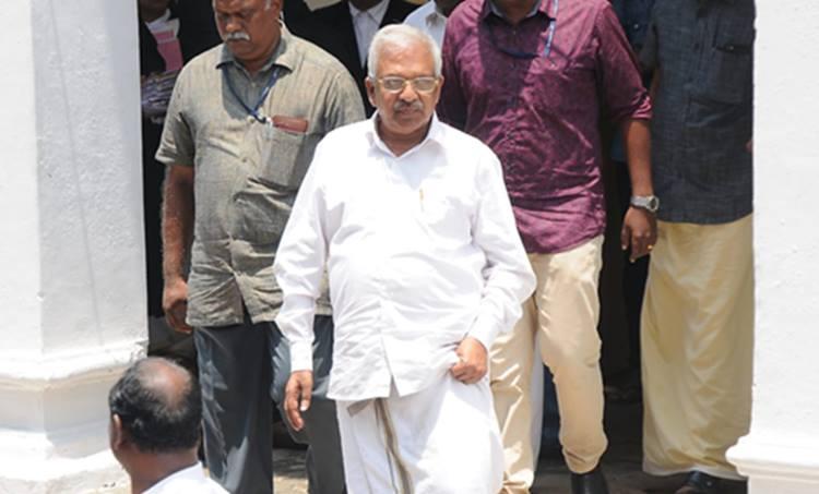 P Jayarajan CPIM