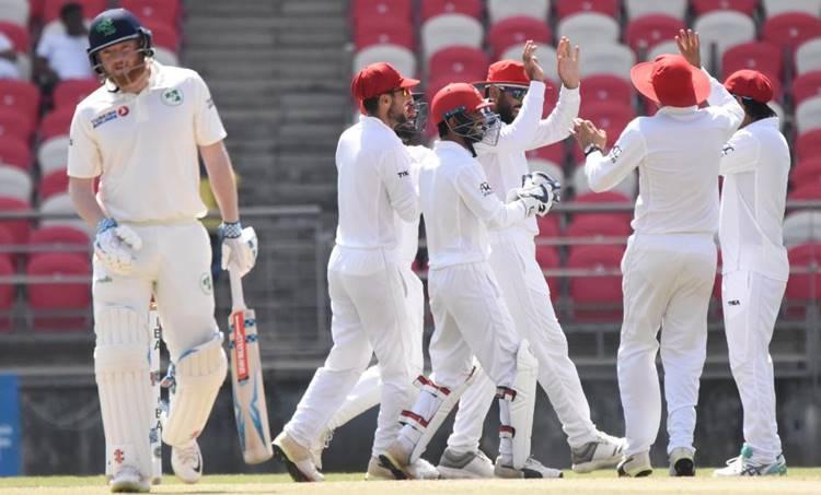 afghanistan vs ireland,അഫ്ഗാനിസ്ഥാന് അയർലണ്ട്, afghanistan test match,അഫ്ഗാനിസ്ഥാന് ടെസ്റ്റ്, ireland test match, അയർലണ്ട് ടെസ്റ്റ്, afghanistan vs ireland test, afg vs ire test, afghanistan test, അഫ്ഗാന് ടെസ്റ്റ് വിജയം, ireland test, cricket news, sports news