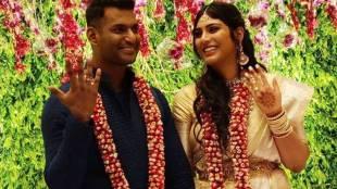Vishal and Anisha engagement, വിശാൽ വിവാഹ നിശ്ചയം, vishal, വിശാൽ, anisha alla reddy,അനിഷ അല്ല റെഡ്ഡി, ie malayalam, ഐഇ മലയാളം