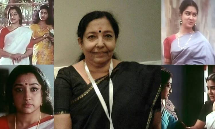 Lakshmi. Urvashi, Anandavalli