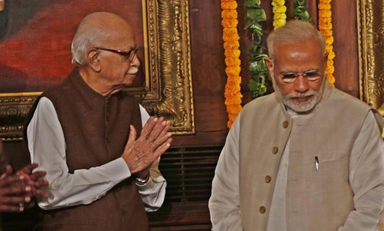 lk advani,എല്കെ അദ്വാനി, lk advani blog,അദ്വാനി ബ്ലോഗ്, advani lok sabha elections,അദ്വാനി ലോകസഭാ തിരഞ്ഞെടുപ്പ്, advani on bjp,അദ്വാനി ബിജെപി, advani on modi,അദ്വാനി മോദി, advani bjp foundation day,അദ്വാനി ബിജെപി സ്ഥാപക ദിനം, bjp foundation day, advani gandhinagar seat