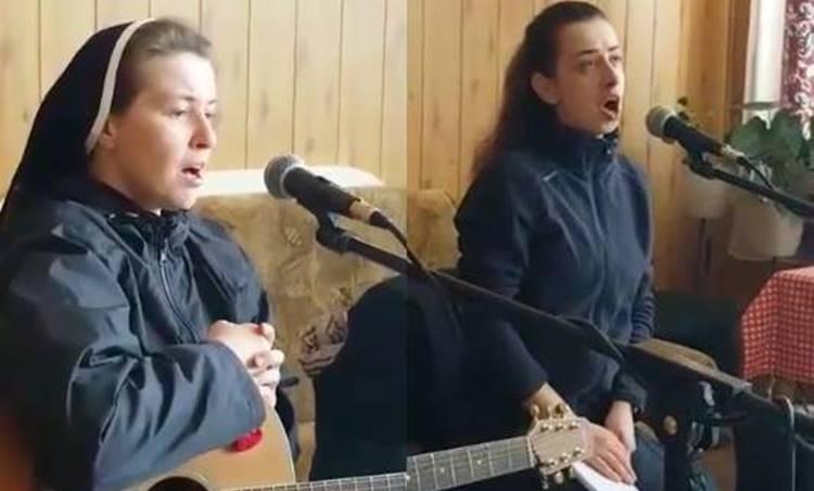 Nuns, Ukraine