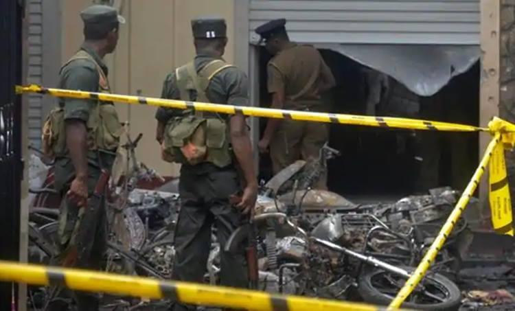 Sri lanka Blast, ശ്രീലങ്കയിൽ സ്ഫോടനം, Ester day blast