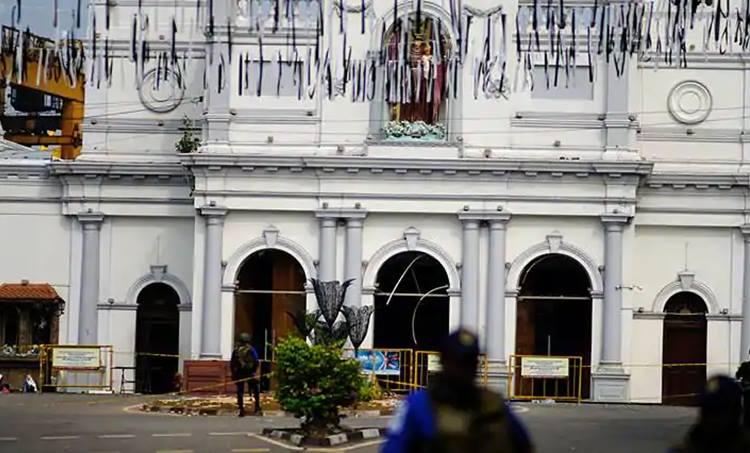 Srilanka Church, ie malayalam
