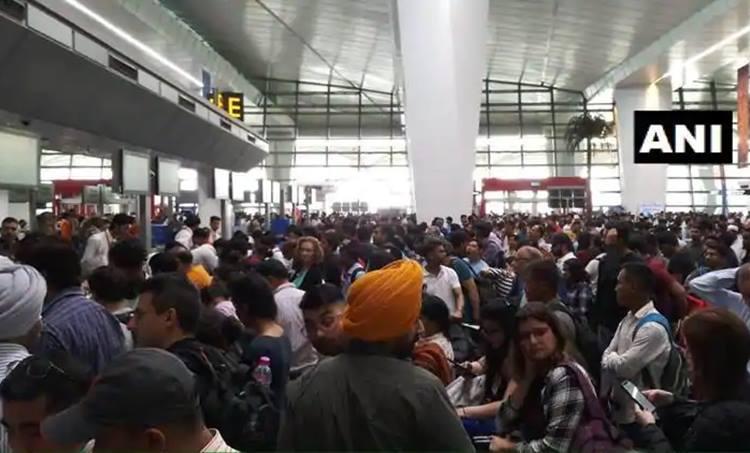 Air India Exress, Kannur Airport