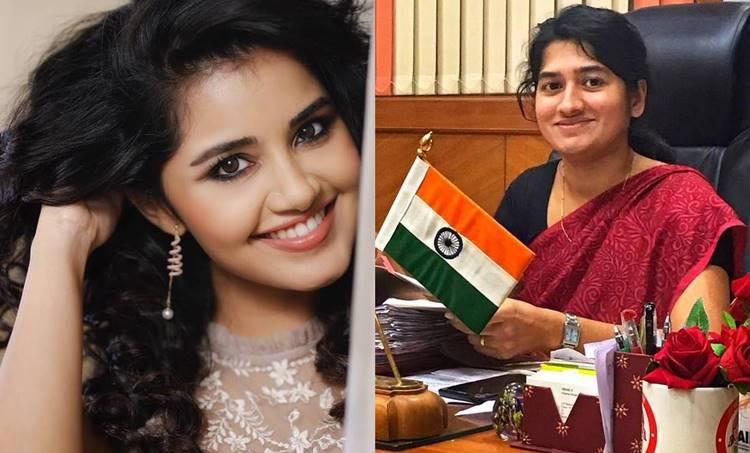 TV Anupama IAS, Anupama Parameswaran