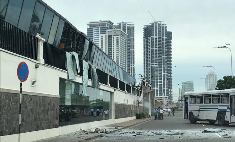 srilanka bomb blast, ie malayalam