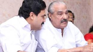 KM Mani and Jose K Mani Kerala Congress M